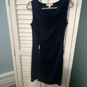 Michael Kors Navy Blue Dress Size M